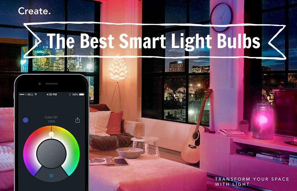 The Smart Light does it all. zesthoard.com