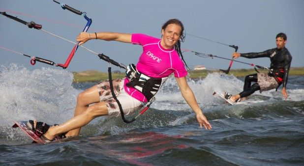 If you're new to the sport of kitesurfing and want to reduce the likelihood of injury. zesthoard