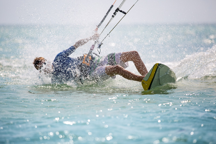 How Dangerous Is Kitesurfing, Kitesurfing often has a bad reputation of being a dangerous sport, but studies into the injury rate of this activity have proven otherwise. zesthoard