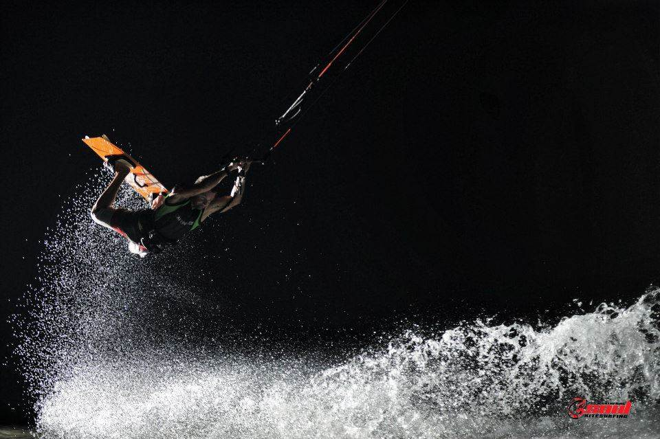 Once you've built up your skills to a place where you're truly confident on the water, you might consider taking part in kitesurfing at night.