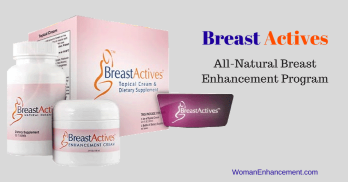 Breast Actives Results
