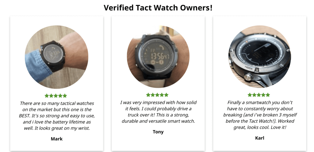 t1 Tact Watch Review