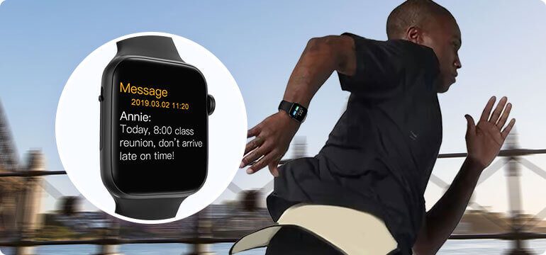 xwatch android