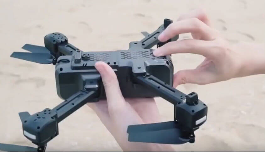 best tactic air drone review