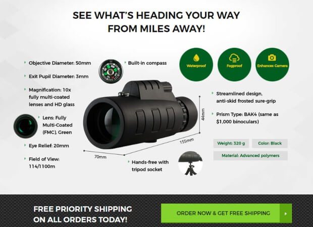 Starscope Monocular Review