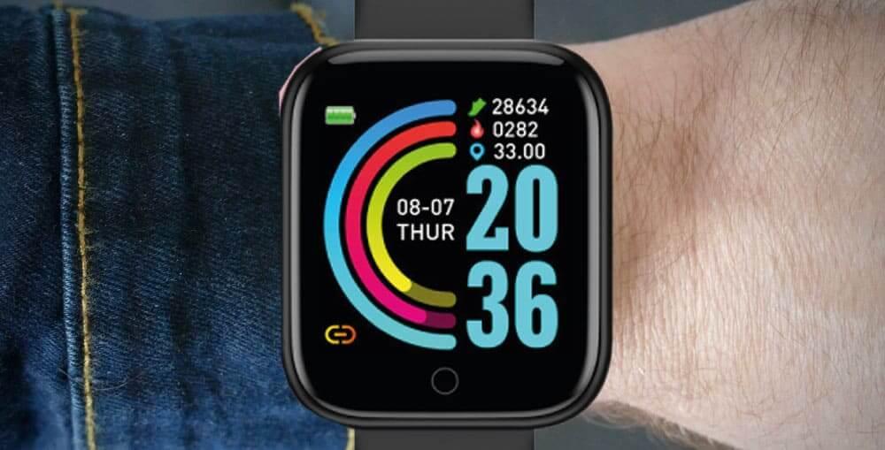 HealthFit Pro SmartWatch