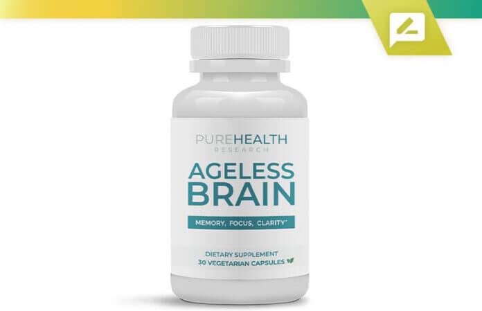 Ageless Brain Formula