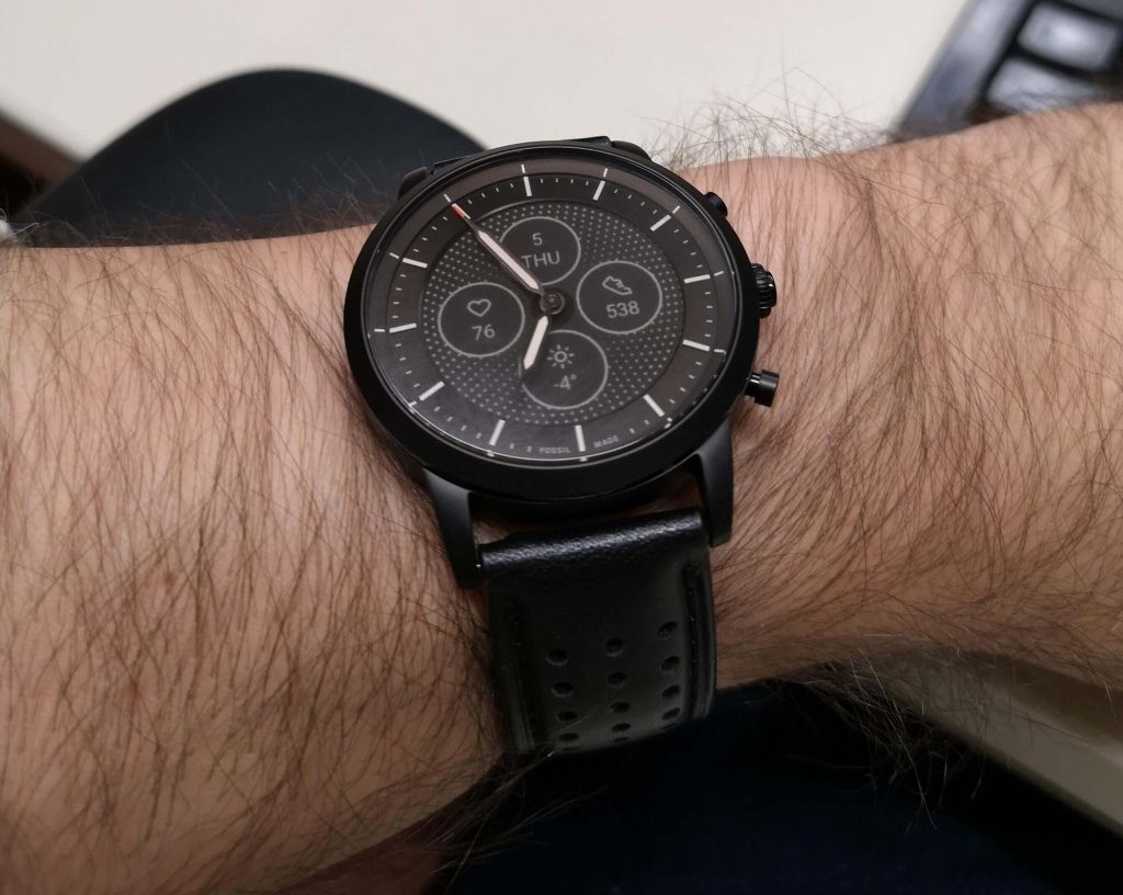 Hybrid Watch Review
