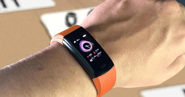 Kore Trak smartwatch