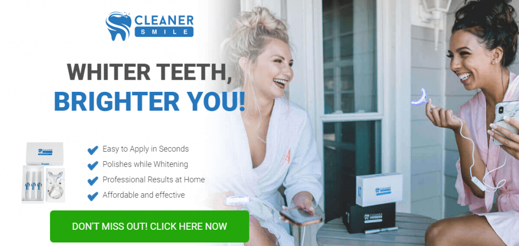 Cleaner Smile Whitening Strips Reviews