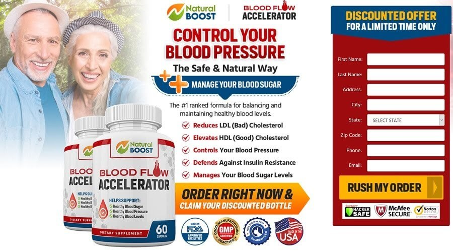 Nature Blood Accelerator Review