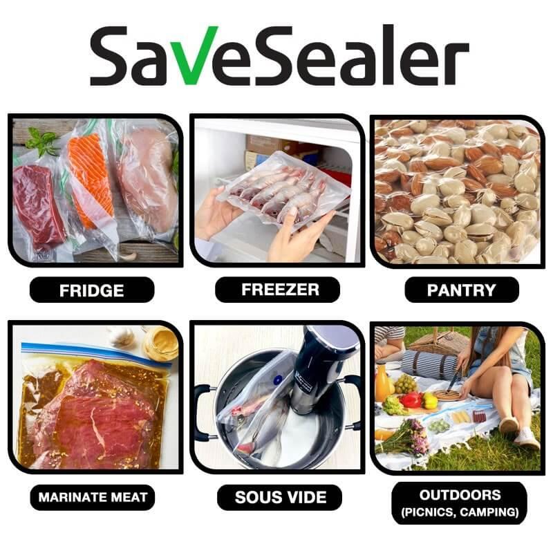 Save Sealer Review